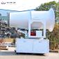 100米大型车载式雾炮 道路施工抑尘机 环保降尘抑尘器